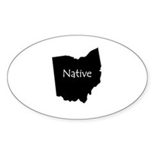 Ohio Native Decal