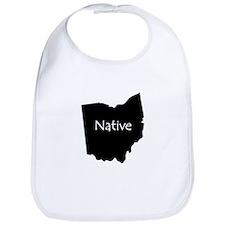 Ohio Native Bib