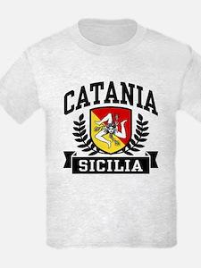 Catania Sicilia T-Shirt