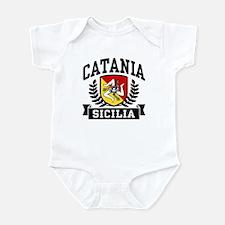 Catania Sicilia Infant Bodysuit