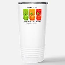 Cute Dietitian Travel Mug