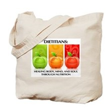 Unique Dietitian Tote Bag