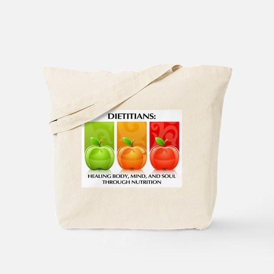 Unique Dietitian Tote Bag