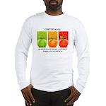 TDapples Long Sleeve T-Shirt