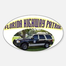 Florida Highway Patrol K9 Decal