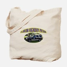 Florida Highway Patrol K9 Tote Bag