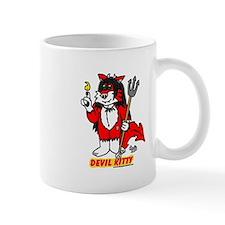 Devil Kitty Mug