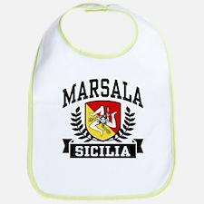 Marsala Sicilia Bib