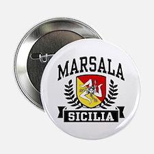 """Marsala Sicilia 2.25"""" Button"""