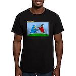A Cardinal Sin Men's Fitted T-Shirt (dark)