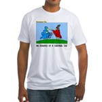 A Cardinal Sin Fitted T-Shirt
