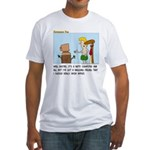 Apple Temptation Fitted T-Shirt
