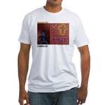 Evandalism Fitted T-Shirt