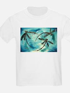 Dragonfly Cloud T-Shirt