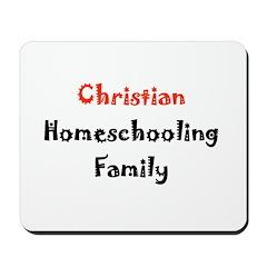 Mousepad - christian
