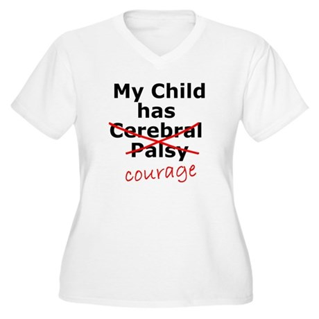 cp-courage Plus Size T-Shirt
