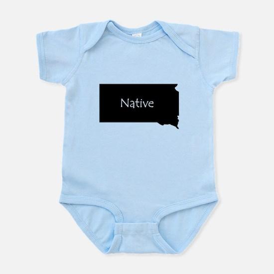 South Dakota Native Infant Bodysuit