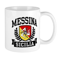 Messina Sicilia Small Mugs