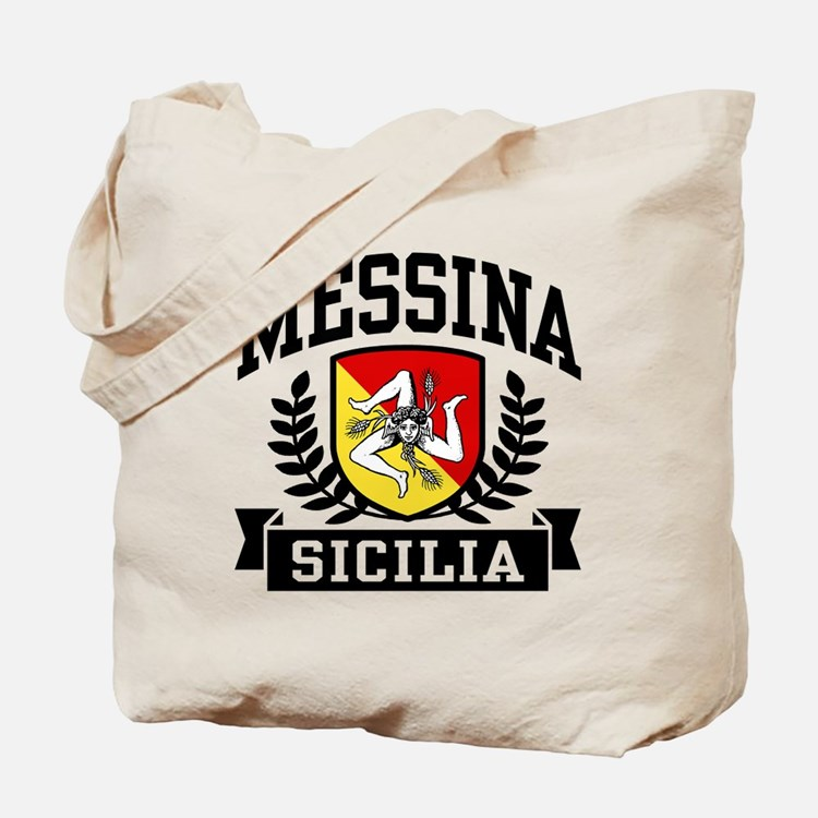 Messina Sicilia Tote Bag