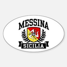 Messina Sicilia Decal