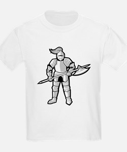 Statue of Armor T-Shirt