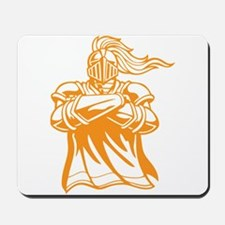 Golden Crusader Mousepad