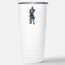 Blue Crusader Travel Mug
