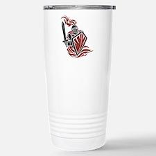 Red Crusader Travel Mug
