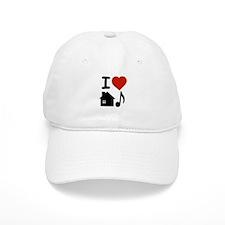 House Music Baseball Cap