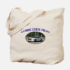 Illinois State Police Tote Bag