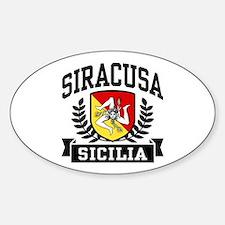 Siracusa Sicilia Decal