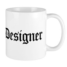 Fashion Designer Coffee Mug