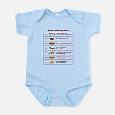 Bristol Avföring Skala Infant Bodysuit