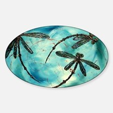 Dragonfly Cloud Decal