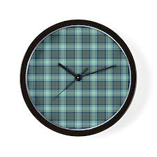 Tartan - Cranstoun Wall Clock