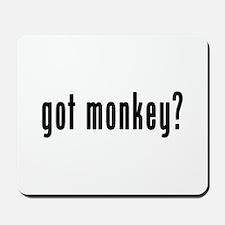 GOT MONKEY Mousepad