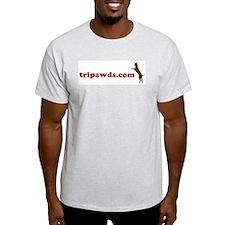 Tripawds.com T-Pocket T-Shirt