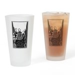 The Old House Drinking Glass