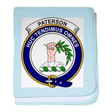 Cute Paterson baby blanket