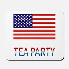 Tea Party Mousepad