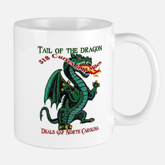 Tail Of The Dragon Mug