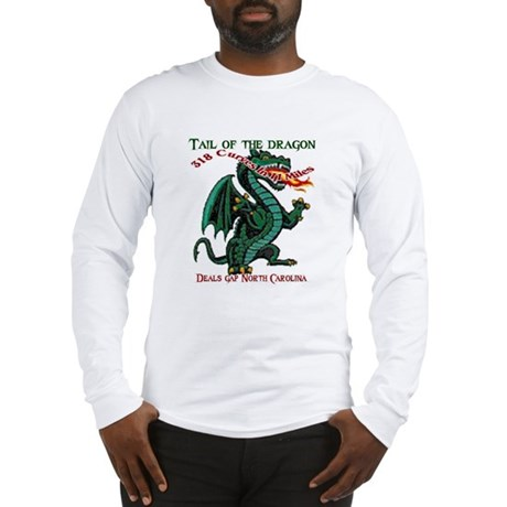 Tail Of The Dragon Long Sleeve T-Shirt
