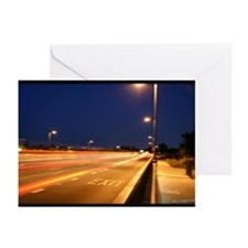 Sacramento After Dark Greeting Cards (Package of