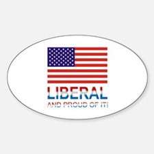 Liberal Sticker (Oval)