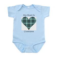Heart - Cranstoun Infant Bodysuit