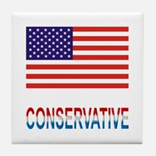 Conservative Tile Coaster