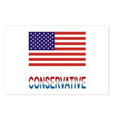 Conservative Postcards (Package of 8)