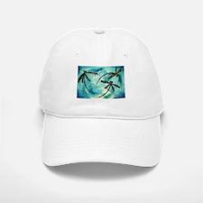 Dragonfly Cloud Baseball Baseball Cap