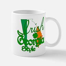 Irish in Georgia Mug