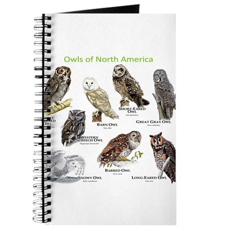 Owls of North America Journal